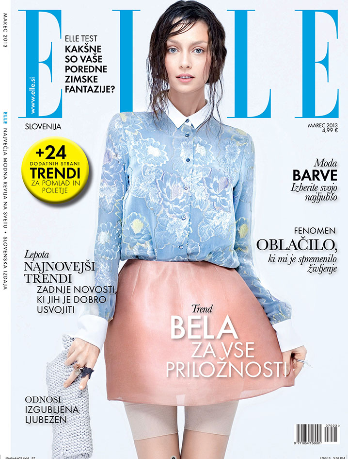 ELLE_SLOVENIA_marzo2013_COVER