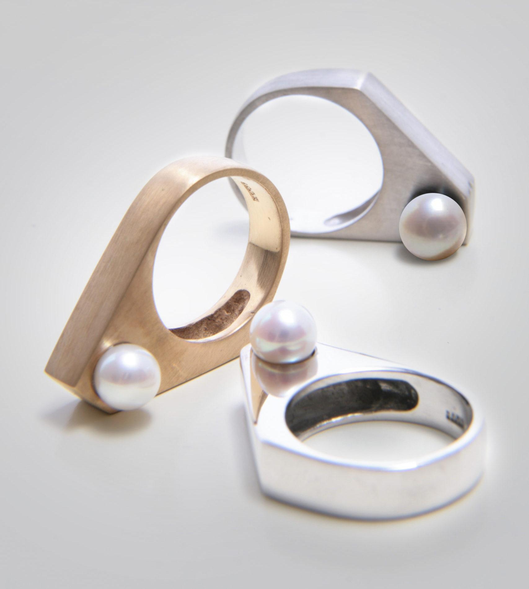 MANUGANDA anelli CASA rings