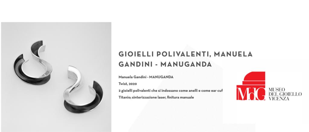 MUSEO GOIELLO VICENZA TWIST
